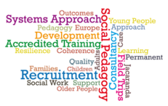 Job opportunities for social workers, social pedagogues, carers and educators.