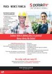 Oferty pracy wakacyjnej w Niemczech/Francji